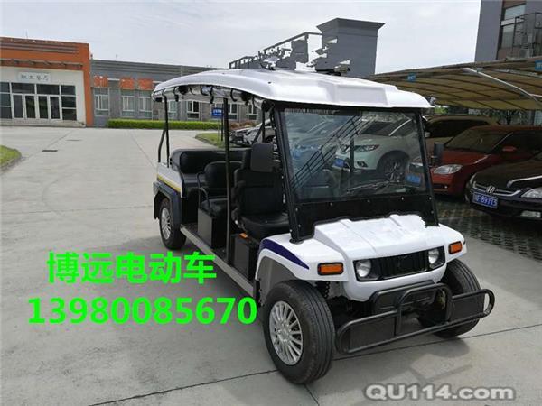 悍马款交换体系电瓶巡逻车4座电动车|成都09月06日
