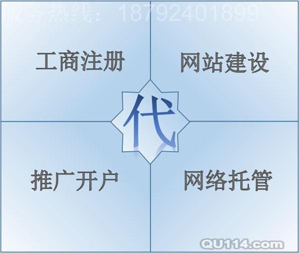 陕西工商注册网站建立百度开户优化推广网络运营托管一站式办事开
