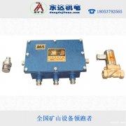 矿用声控自动洒水降尘装置ZP127闻声而动