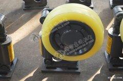 滚轮罐耳罐笼导向轮L30滚轮罐耳重量