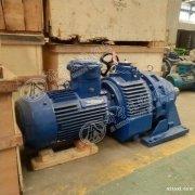 减速机MB55YB5.5XW6-23变速机厂家给煤机驱动