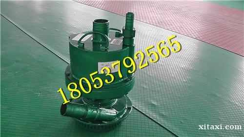 风泵山东东达生产厂家装置FQW50-25/W风动潜水泵配件全
