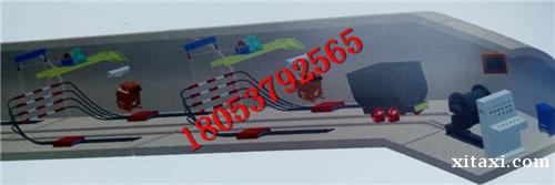 安国全自动跑车防护ZDC30-2.5矿车防护厂家