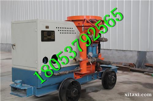 承德PS5I湿式混凝土喷浆机矿用喷浆机证全